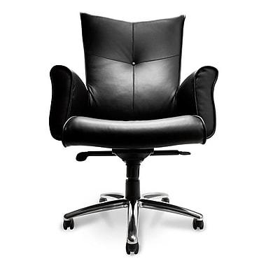 pel fice Furniture Mahari Leather Executive Chair