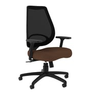 Compel Office Furniture Moda Mesh Task Chair with Arms; Honeycomb