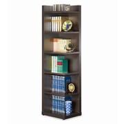 Wildon Home   Rogers 71'' Corner Unit Bookcase