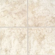 Mohawk Ristano 6'' x 6'' Ceramic Field Tile in Bianco