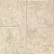 Mohawk Ristano 9'' x 12'' Ceramic Field Tile in Crema