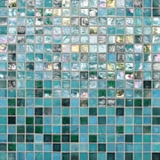 Daltile City Lights 0.5'' x 0.5'' Glass Mosaic Tile in Honolulu