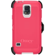 OtterBox Samsung Galaxy S5 Defender Case 77-39166 Neon Rose