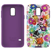 Speck Samsung Galaxy S5 CandyShell Inked SPK-A2857 White/Purple