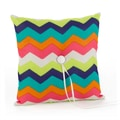 HBH™ 8in. x 8in. Stripe Ring Bearer Pillow, Multi-Color
