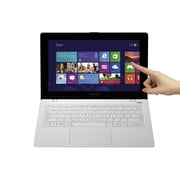 Asus 11.6 Touchscreen Laptop, White
