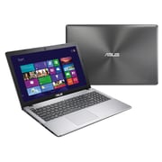"ASUS K550CA-EH51T 15.6"" LED Backlit LCD Intel i5 500 GB HDD, 4 GB, Windows 8 64-bit Laptop, Black"