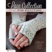 "Design Originals ""Lace Collection For Knitting"" Book, 8.5"" x 11"" x 0.26"""