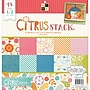 Diecuts With A View® Citrus 2 Paper Stack,