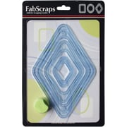 Fabscraps Diamond Mat and Frame Cutter With 6 Sizes of Templates
