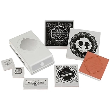 EK Success® Stamp and Punch Set, Special Celebration