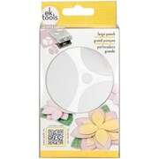 "EK Success® ek tools™ Petals Large Punch, 1.25"" x 2"""