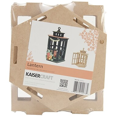 Kaisercraft Beyond The Page MDF Lantern, 7