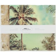 Kaisercraft Paradiso D-Ring Scrapbook Album, 12 x 12