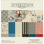 Authentique™ Paper Abroad Collection Kit, 12 x 12