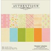 Authentique™ Paper Promise Paper Pad, 12 x 12