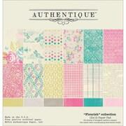 Authentique™ Paper Flourish Paper Pad, 12 x 12