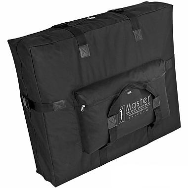 Master Massage® Universal Ergonomic Carrying Case, Black