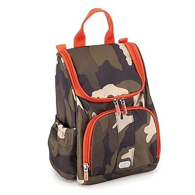 Lug Caddy Vertical Toiletry Case, Camo Olive