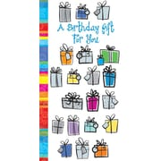 Greeting Cards, A Birthday Gift For You, 18/Pack
