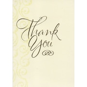 Thank You Cards, Warmest Thanks, 12/Pack