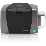 Fargo ID Card 50110 Printer Dual Sided with Magnetic Stripe Encoding