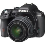 Pentax K-500 W Zoom Kit 15517 Digital SLR Camera