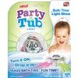 Star Products As Seen on TV Party In The Tub Light