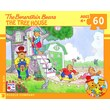 New York Puzzle Company Berenstain Bears Family Treehouse 60-Piece Puzzle
