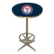 Imperial MLB Pub Table; Texas Rangers
