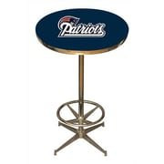 Imperial NFL Pub Table; New England Patriots
