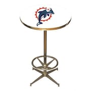 Imperial NFL Pub Table; Miami Dolphins