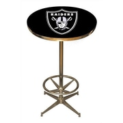 Imperial NFL Pub Table; Oakland Raiders
