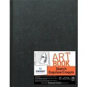 Canson Hardbound Sketchbook; 11'' H x 8.5'' W