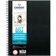 Canson Mix Media Wire Bound Book