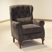 AC Pacific Carolyn Tufted Arm Chair