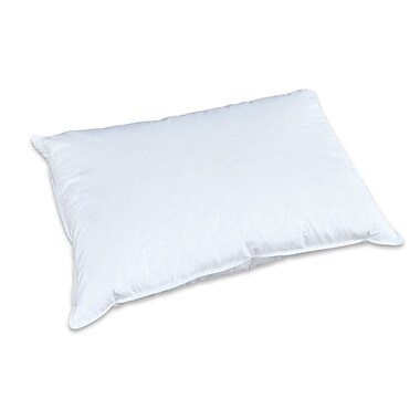 DSD Group Creative Living Solutions Bed Feather and Down Pillow; Queen