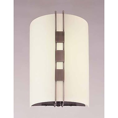 Volume Lighting Architectural 2 Light Wall Sconce