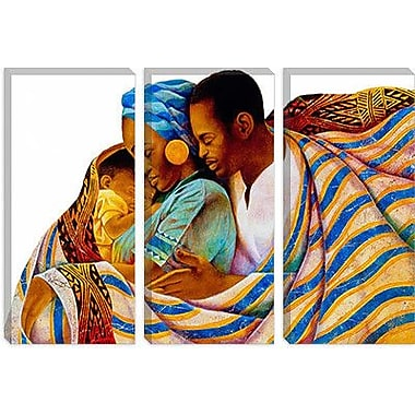 iCanvas 'Precious Love' by Keith Mallett Graphic Art on Canvas; 8'' H x 12'' W x 0.75'' D