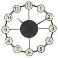 CBK Metro 33.62'' Wall Clock