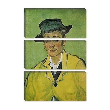 iCanvas 'Armand Roulin' by Vincent van Gogh Painting Print on Canvas; 60'' H x 40'' W x 1.5'' D