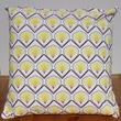 Auburn Textile Cotton Printed Throw Pillow