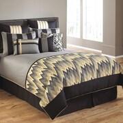 Hallmart Collectibles Angelaccio 12 Piece Comforter Set; King