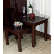 D-Art Collection 2 Piece Nesting Tables