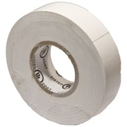 MorrisProducts PVC Vinyl Plastic Electrical Tape; White