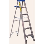 Michigan Ladder 5 ft Aluminum Step Ladder w/ 250 lb. Load Capacity