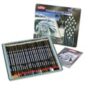 Derwent Tinted 24 Piece Charcoal Pencil Set