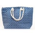 DEI Latitude 38 Nautical Circle Tote Bag