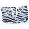 DEI Latitude 38 Rope Circle Tote Bag