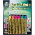 Crafty Dab Crafty Dab Jumbo Crayon Face Paints